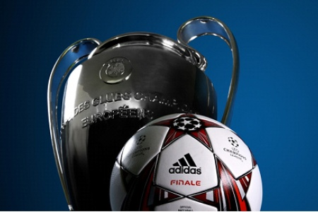 adidas presenta las pelotas de la Champions League, Europa League y la Supercopa de la UEFA 2013